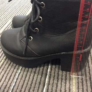 韓國厚底鞋