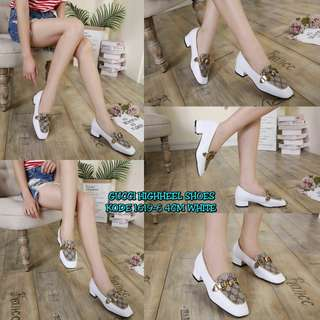 NEW ARRIVAL GUCCI HIGH HEEL SHOES 1619-6