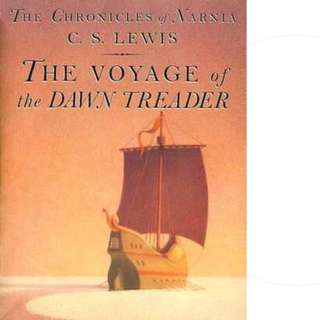 The Voyage of the Dawn Treader (Chronicles of Narnia, #3) by C.S. Lewis
