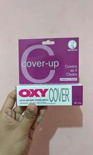 Oxy Cover (Acne Pimple Medication) 25gr
