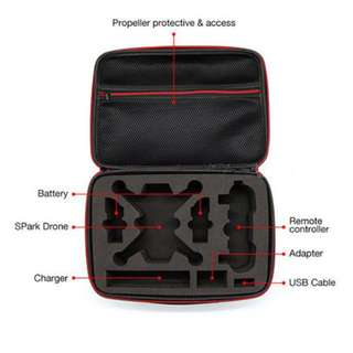 🚚 DJI SPARK CASE WATERPROOF (NO NEGO)