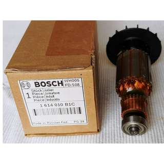 Bosch Power Tools Parts / 1 614 010 B1C / Armature 230V / GBH 2
