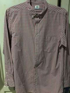 Uniqlo Shirt size L
