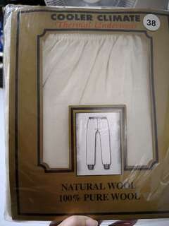 BNIB Winter Thermal wear