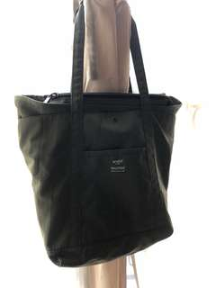 Anello Tote De Ruck (2 in 1 tote bag / backpack)