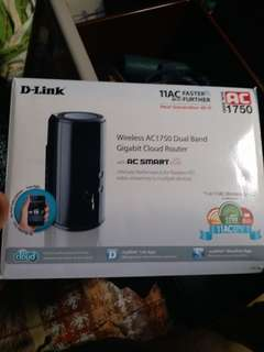 Brand new in the box D-link AC1750