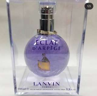 Authentic Eclat D' Aperège Lanvin Paris