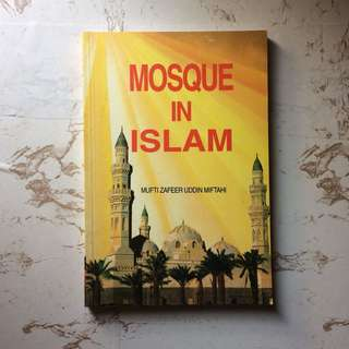 Mosque in Islam