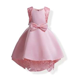 Pink @ Blue Princess Ball Gown