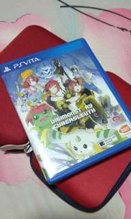 Digimon Story Cyber Sleuth for PS Vita R3