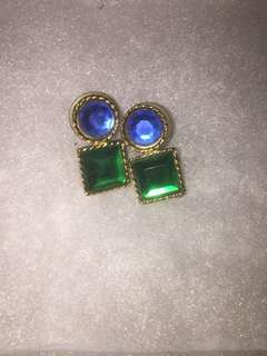 Auth Jessic Simpson Earing