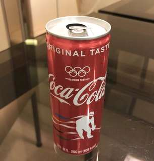 Coca Cola Korea Seoul 2018 Winter Olympic