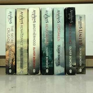 [WTS] Assassin Creed Novels