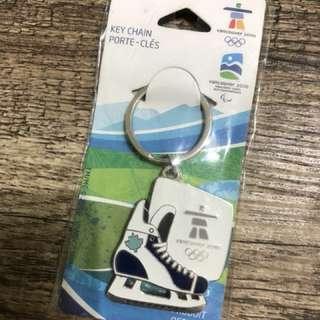 🚚 2010 加拿大冬季奧運 鑰匙圈