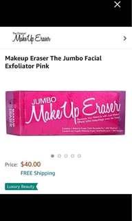 NEW Jumbo Makeup Eraser