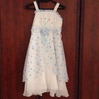 [CLEARANCE] Girl's Beautiful Imported Blue Dress 👗