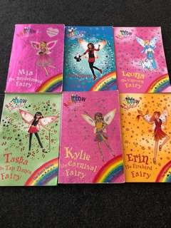 Rainbow Magic Seris