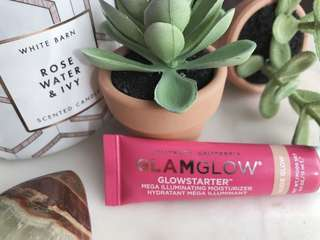 NEW Glamglow Glowstarter Illuminating Moisturizer