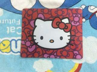 Bow-tie HELLO KITTY Mouse pad