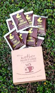 Mother Nurture Malunggay 7 in 1 Choco Mix