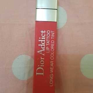 Dior Addict Lip Tattoo shade 451