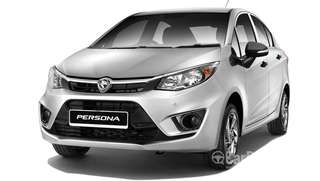 PROTON PERSONA S AT TOP REBATE & TOP GIFT