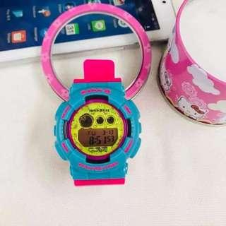 #065 Baby G Hello Kitty (11 designs)