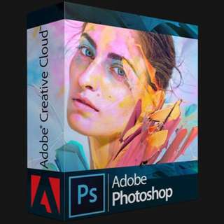 Adobe Photoshop CC 2018/ Illustrator / Premiere Pro (Windows ) (include Installation)