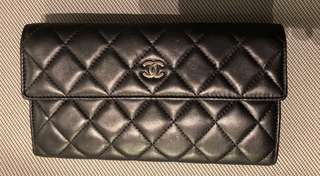 100% Real Chanel Wallet