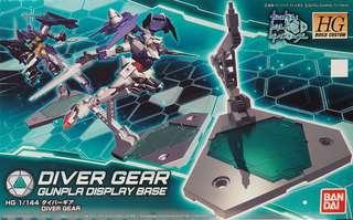 Readystock- hgbd diver gear