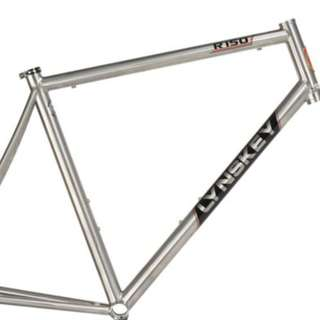 Brand New Lynskey R150 Titanium Road Frame 2017 and Lynskey sport carbon fork