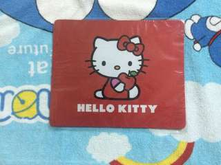 Red Apple HELLO KITTY Mousepad
