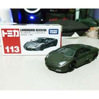 Tomica 113 Lamborghini Reventon