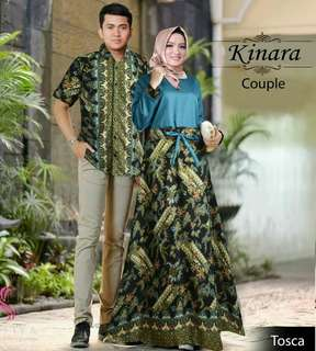 (COUPLE) KINARA SILKY