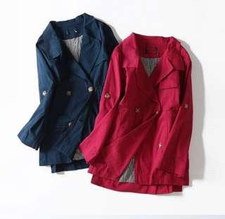 Brand new Autumn trench coat