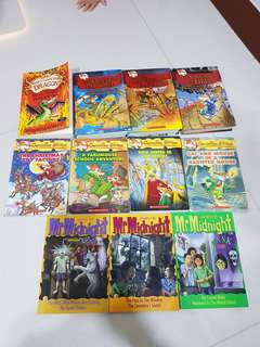 Assorted Kids Story Books