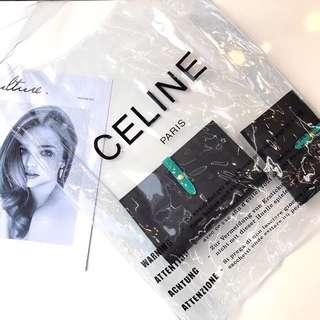 Celine Solo Bag 透明袋 購物袋 沙灘袋