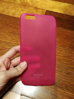 Iphone 6s plus casing
