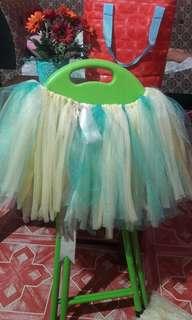 Tutu skirt 5 to 8 yrs old