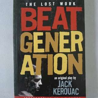 Jack Kerouac - beat generation