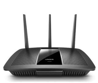 Brand New Linksys max stream ac1900+ EA7500-AH v2 router