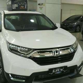 Hot Promo Honda CR-V Jakarta