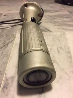 Heavy duty CCTV camera