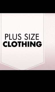 Plus Size: FURTHER PRICE REDUCTIONS ON ALL APPARELS / CLOTHING