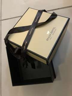 Braun buffel belt box