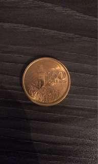 新加坡建國150周年紀念金幣