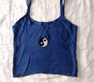 Yin Yang Crop Top