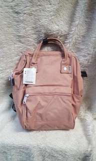 Anello Mottled Backpack - Nude Pink