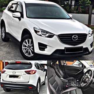 SAMBUNG BAYAR / CONTINUE LOAN  MAZDA CX5 2.0 GLS SKYACTIVE FULLSPEC HIGH SPEC