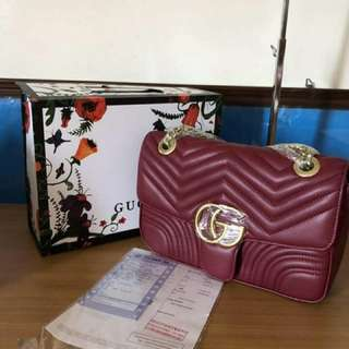 GUCCI BEST SELLER SLING BAG